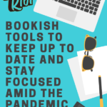 Check out these bookish tools that you can incorporate into your life to keep up to date of any bookish update and stay focused on your reading. | BookRiot.com | IFTTT | Feedly | Kiwi Browser | Productivity Hacks |