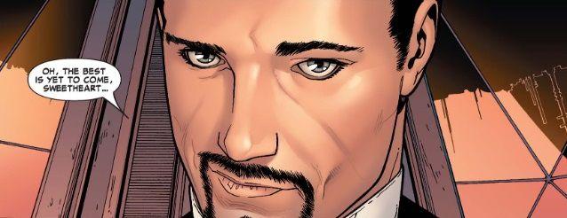 Civil War Tony Stark
