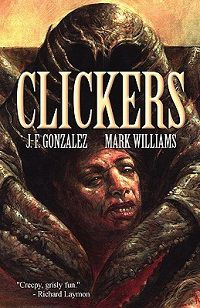clickers by j.f. gonzalez and mark williams cover