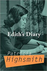 Edith's Diary by Patricia Highsmith cover