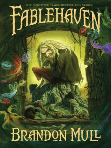Fablehaven by Brandon Mull - Fantasy books for 6th graders