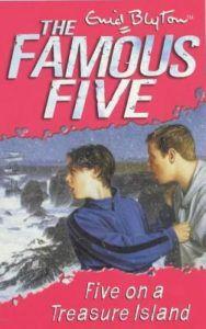 Five on a treasure island famous five series enid blyton