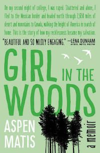 Girl in the Woods Book Cover