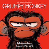 Grumpy Monkey Cover