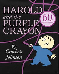 Harold and the Purple Crayon Cover