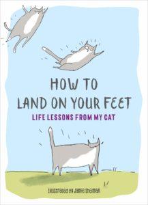 Como pousar em seus pés por Jamie Shelman