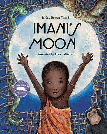 Imani's moon by JaNay Brown-Wood book cover