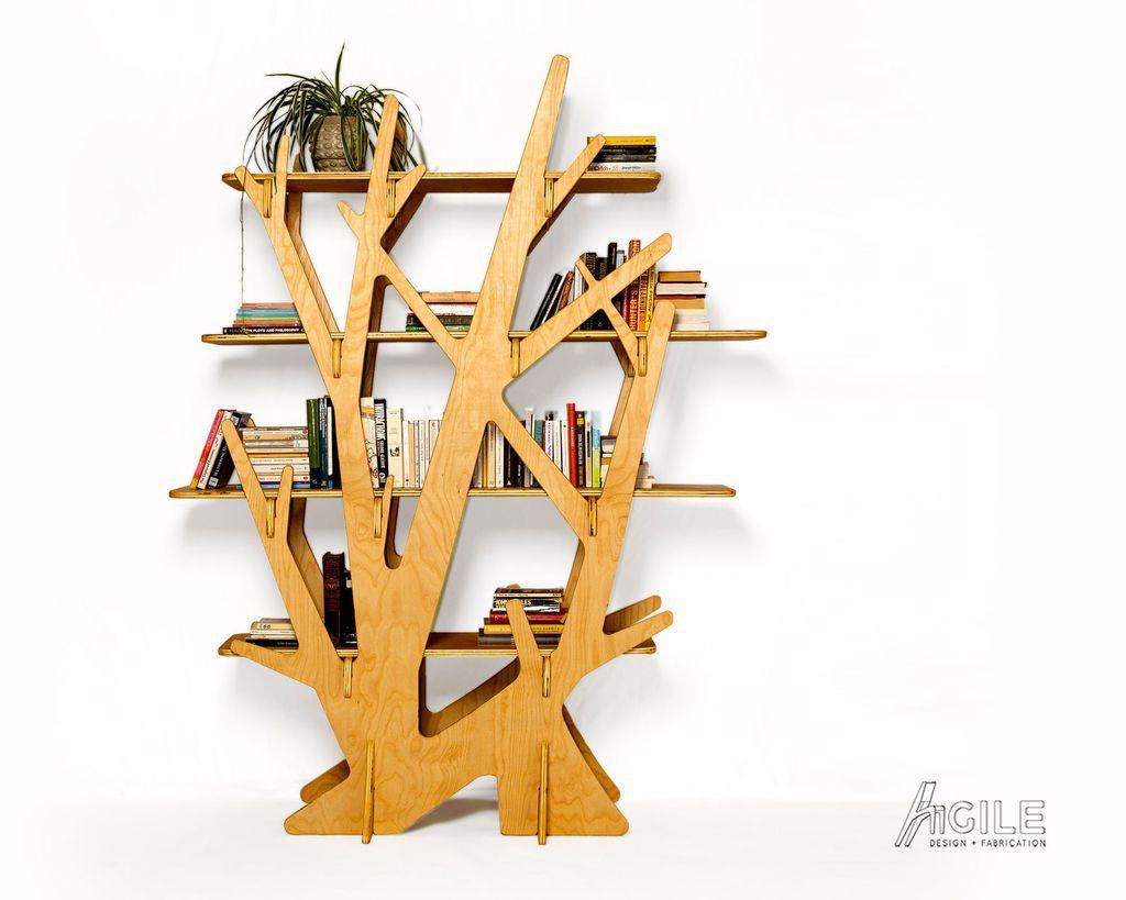 MILLEFEUILLE bookshelf