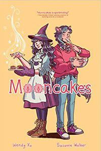 Mooncakes by Wendy Xu and Susanne Walker Book Cover