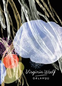 Orlando by Virginia Woolf book cover