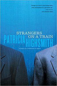 Estranhos em um trem por Patricia Highsmith cover