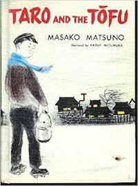 Taro and the Tofu book cover