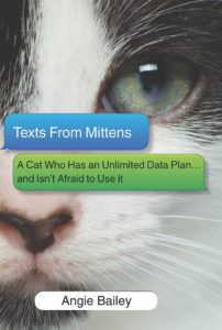 Texts from Mittens by Angie Bailey