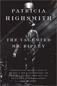 The Talented Mr. Ripley por Patricia Highsmith capa
