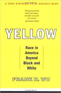Yellow Race in America Beyond Black and White book cover