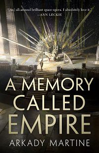 A Memory Called Empire cover