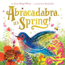 Abracadabra It's Spring book cover