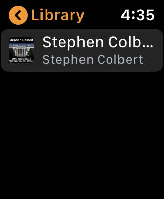 biblioteca ibooks relógio da maçã