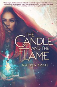 The Candle and the Flame cover