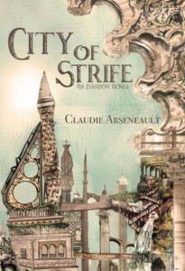 Capa City of Strife
