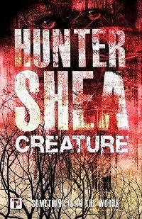 creature by hunter shea cover