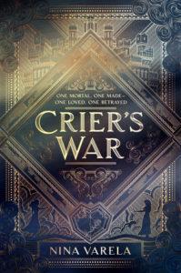 Capa da Guerra do Crier