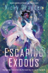Escaping Exodus cover