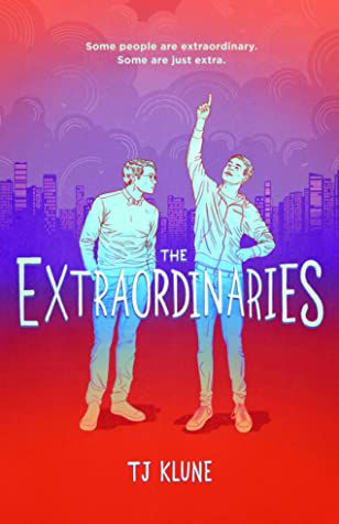 The Extraordinaries cover
