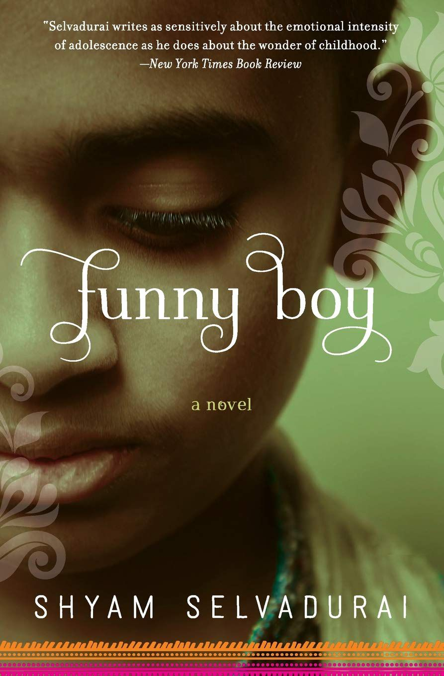 funny boy cover