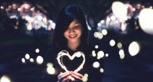 Heart romance feature