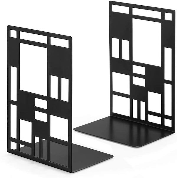 Mondrian-inspired design. Image from Etsy shop.
