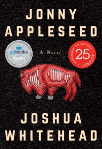 Jonny Appleseed capa