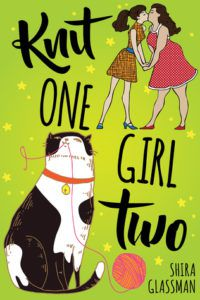 Knit One, Girl Two from Plus-Size Romances To Read This Summer | bookriot.com