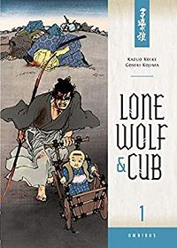 Lone Wolf and Cub Omnibus, vol. 1 cover