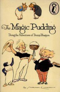 The Magic Pudding cover