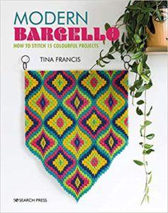 Modern Bargello cover