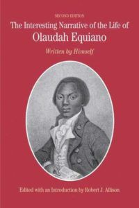 The Interesting Narrative of the Life of Olaudah Equiano cover