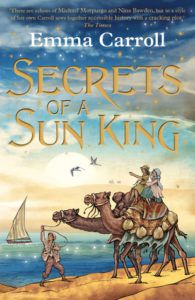 Secrets of a Sun King cover