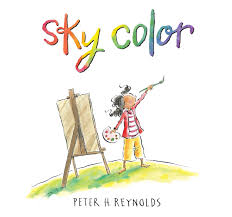 Sky Color book cover