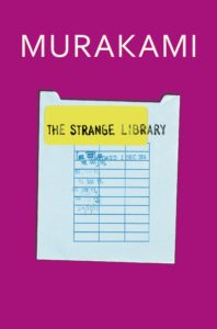 A capa da Biblioteca Estranha