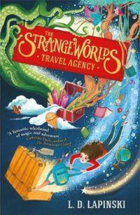 The Strangeworlds Travel Agency cover