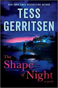 the shape of night by tess gerritsen cover