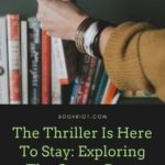 thrillers post gone girl