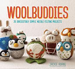 cover of Woolbuddies