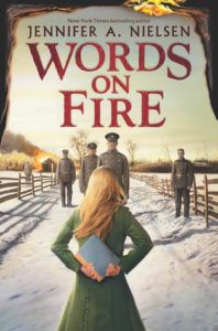 Words on Fire cover