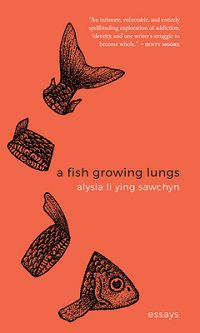 A Fish Growing Lungs cover