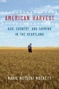 American Harvest Marie Mutsuki Mockett cover