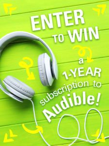 Audible Giveaway 1