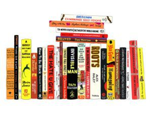 Black Writers Ideal Bookshelf