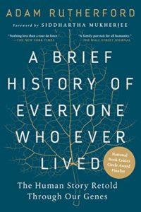 imagem da capa de Uma Breve História de Todos os Que Já Viveram b Adam Rutherford